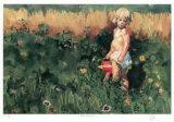 Little Gardener Limitierte Auflage von R. J. Vanderneer