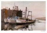 Low Tide Limited Edition by Murray McCheyne Stewart