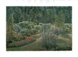 Arboretum Pathway Collectable Print by Carson Gladson