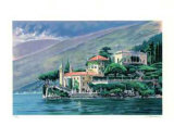Lake Como Collectable Print by Robert Schaar