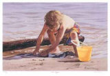 Sand Digger Collectable Print