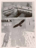 Koan 320 Limited Edition av Carl Beam