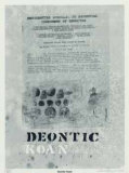 Deontic Koain Limited Edition by Carl Beam