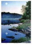 Full Moon Bay Limitierte Auflage von J. Vanderbrink