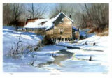 Millbrook Mill Collectable Print by John Joy
