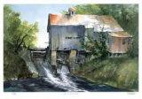 July, De Salvo's Mill Limited Edition by John Joy