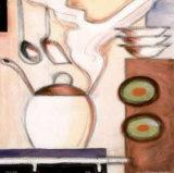 Suppen Poster von Alfred Gockel