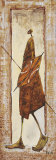 Massai Kenya no. 18 Prints by Jacques Foureau
