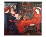 Laus Veneris Prints by Edward Burne-Jones