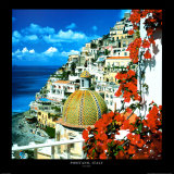 Positano, Italy Prints by Stuart Black