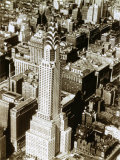 The Chrysler Building 1948 Affiches