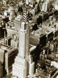 The Chrysler Building 1948 Kunstdrucke