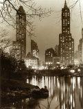 New York Nights Art