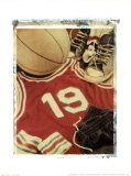 Basketball Prints by Luca Ventura