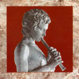 The Flute Player Posters by Antonio Canova