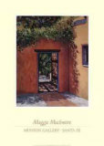Santa Fe Doorway Prints by Maggie Muchmore
