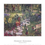 Garden Path Posters by Herbert Edwards
