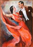 Ballroom Dancing Posters by John LaGatta