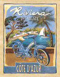 Riviera Prints by Charlene Audrey