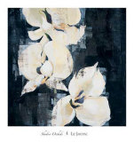 Shadow Orchids II Prints by Elizabeth Jardine