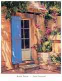 Patio Provenzal Prints by Kiku Poch