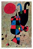 Inverted Posters af Joan Miró