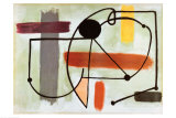 Torse Affiches par Joan Miró