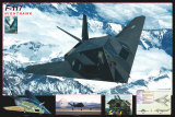 F117 Nighthawk Posters