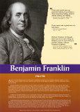 Los padres fundadores: Benjamin Franklin Pósters