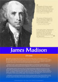 Pères fondateurs : James Madison Posters