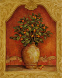 Fruit de SienneII Posters par Pamela Gladding