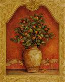 Sienna Fruit II Posters by Pamela Gladding