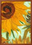 Girassol Posters por Vincent van Gogh