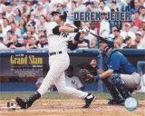 Derek Jeter - 2005 1st Career Grand Slam Photo