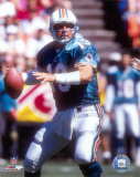 Dan Marino - Passing Action Photo