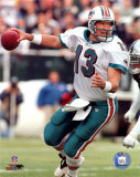 Dan Marino - Dropping Back Photo