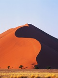 Sossusvlei Sand Dune Photographic Print by Jim Zuckerman