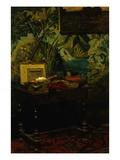 Studio Corner Giclee Print by Claude Monet