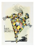 Patchwork Girl of Oz Giclee Print by John R. Neill