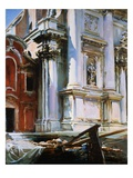 Church of St. Stae, Venice Giclee Print by John Singer Sargent