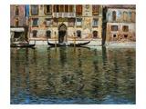 The Grand Canal, Venice Giclee Print by Carlo Brancaccio