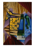 Backgammon Giclee Print by Juan Gris
