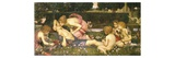 The Awakening of Adonis Giclee Print by John William Waterhouse