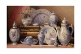 The Collector's Corner Giclee Print by Benjamin William Spiers