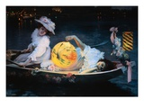 Midsummer's Eve Giclee Print by Ulpiano Checa Y Sanz