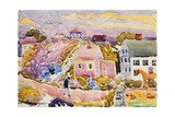 Rockport, Mass Giclee Print by Maurice Brazil Prendergast