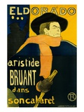 Eldorado Giclee Print by Henri de Toulouse-Lautrec
