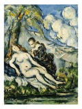 Bathsheba Giclee Print by Paul Cézanne