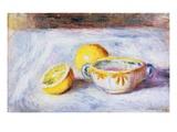Nature Morte aux Citrons Giclee Print by Pierre-Auguste Renoir