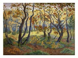 La clairi&#232;re Reproduction proc&#233;d&#233; gicl&#233;e par Paul Ranson
